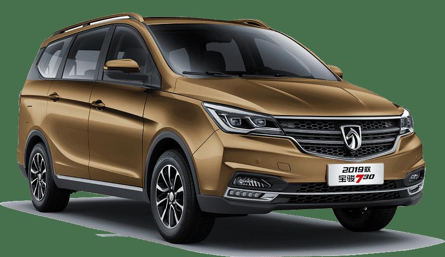 2019款寶(bao)駿(jun)730,新(xin)車(che)型,大地棕