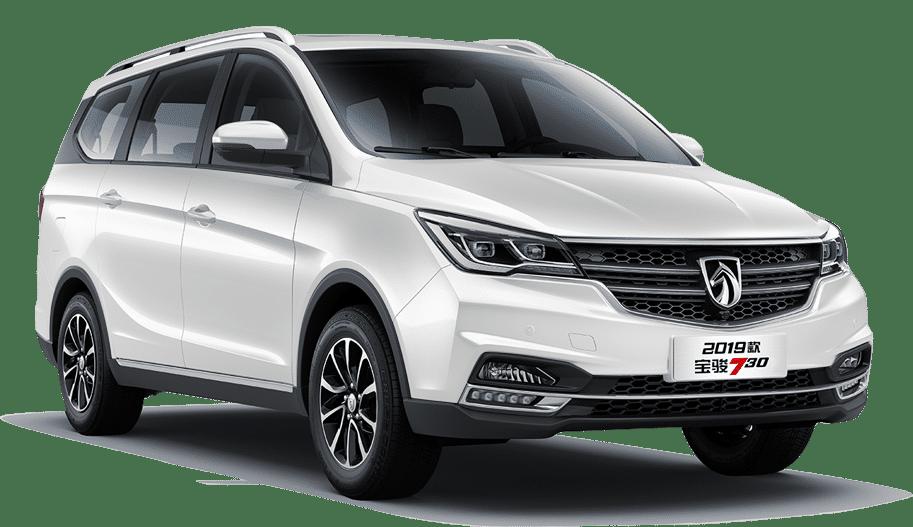 2019款寶(bao)駿(jun)730,新(xin)車(che)型,糖(tang)果(guo)白