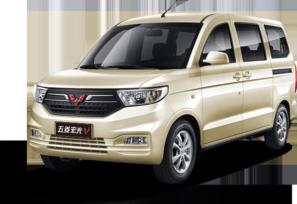 2019款五菱宏光(guang)V,新車(che)型,亮米黃