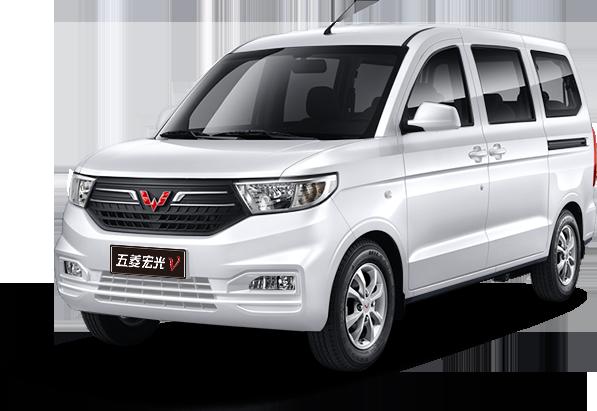 2019款五菱宏光(guang)V,新車(che)型,糖果白
