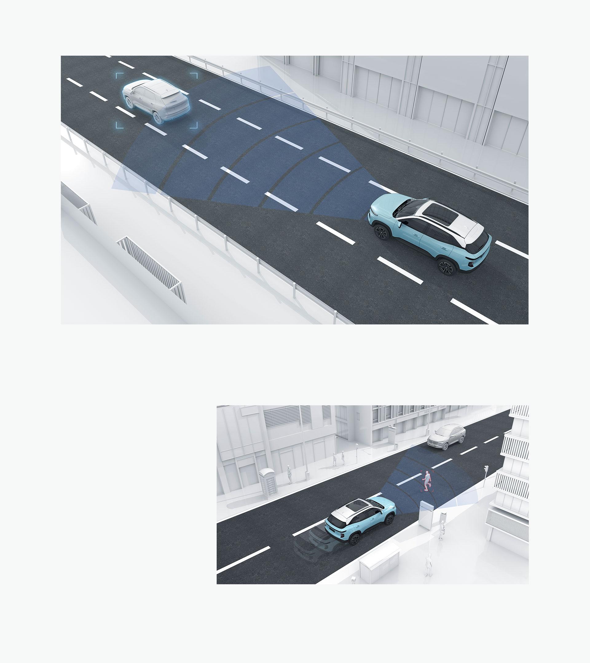 新寶駿RS-3,寶駿RS-3,寶駿RS3,智(zhi)能SUV,自yuan) 菔桓fu)助,自適應巡(xun)航(hang),主(zhu)動安全配(pei)置(zhi)
