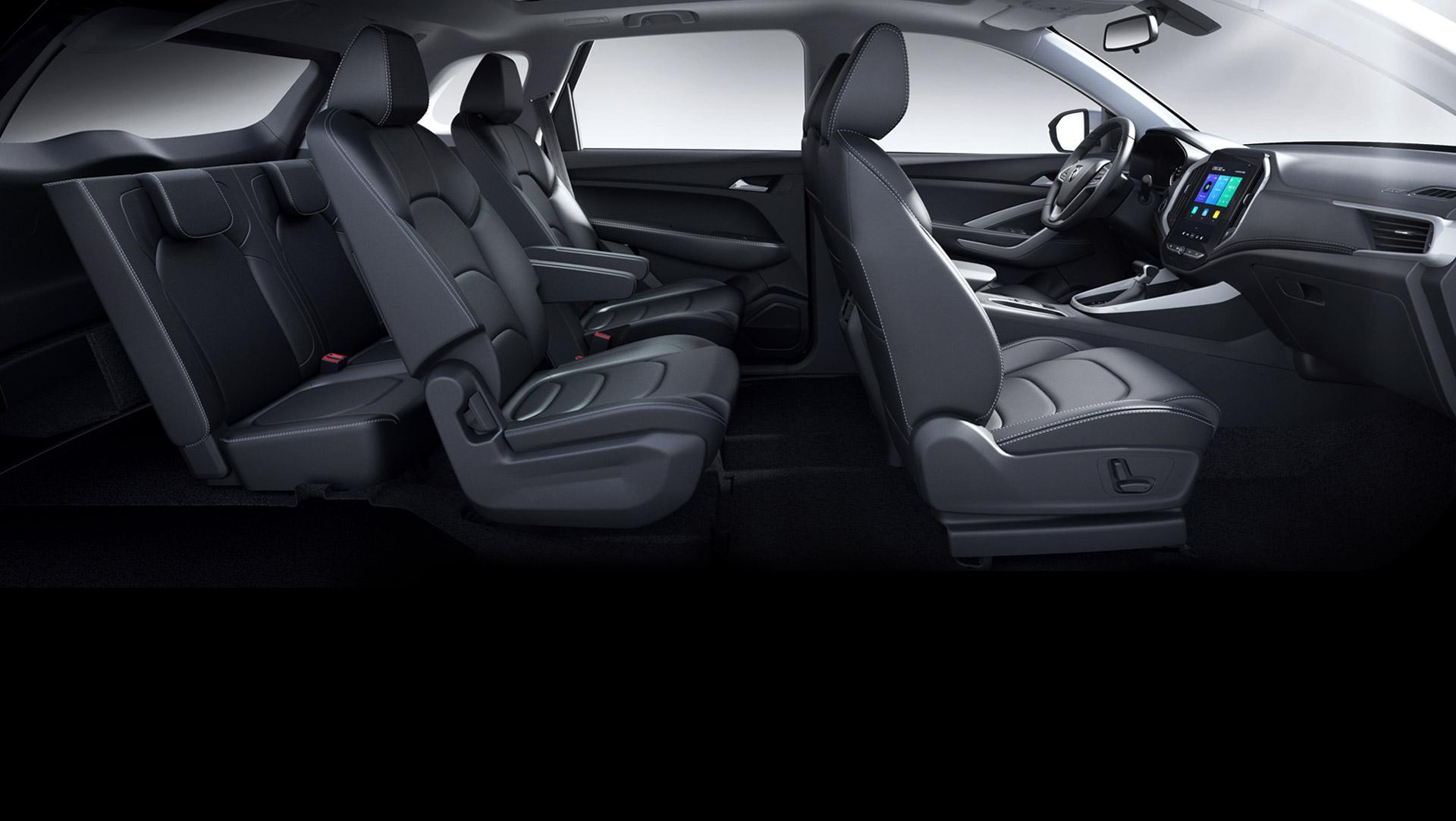 寶(bao)駿530,2020款,空間(jian),6座SUV