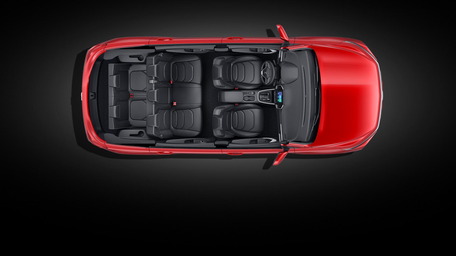寶(bao)駿530,2020款,空間(jian),7座SUV