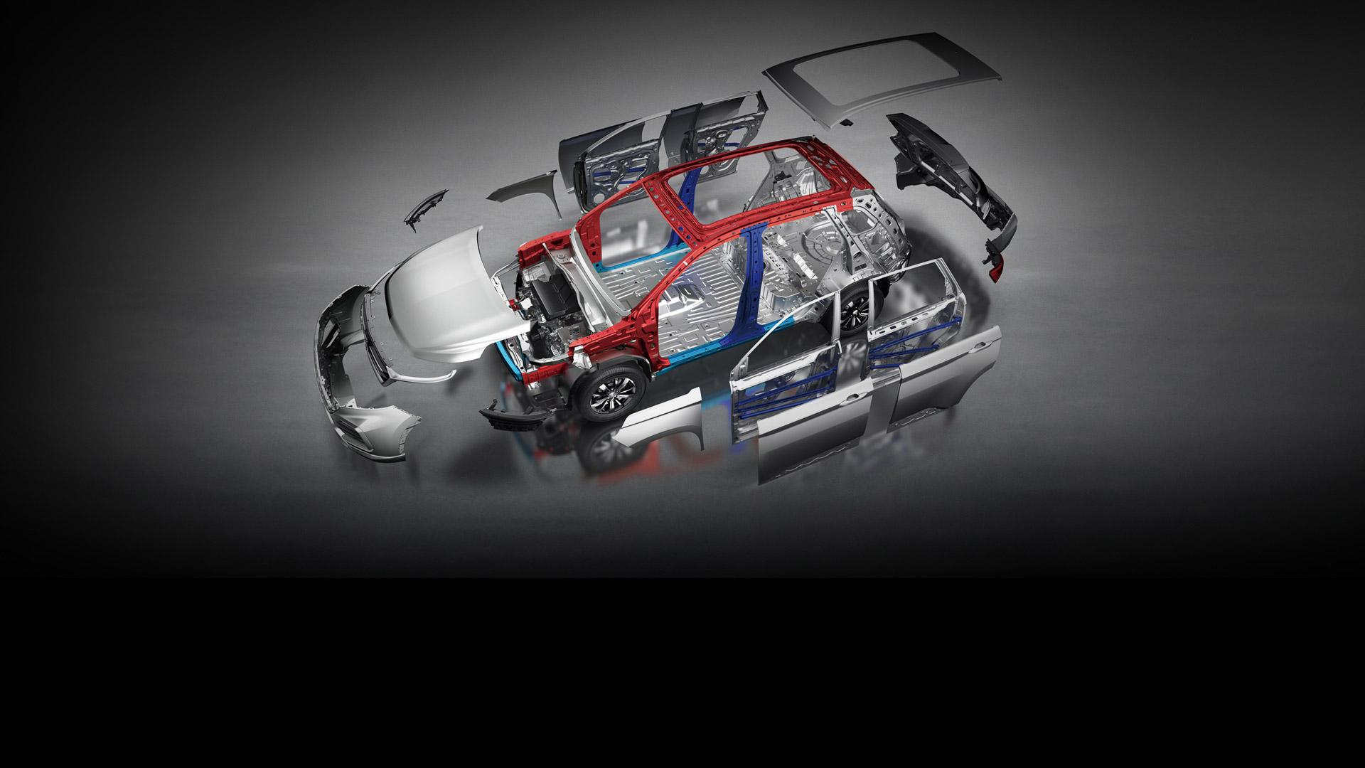 寶駿530,2020款,質量,車身安全(quan)